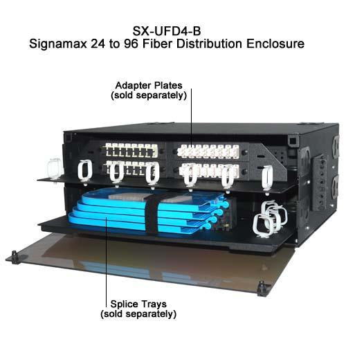 Bo 238 Tiers De Distribution De Fibre Optique Signamax Achat